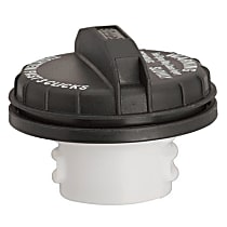 10851 Gas Cap - Black, Non-locking, Direct Fit, Sold individually