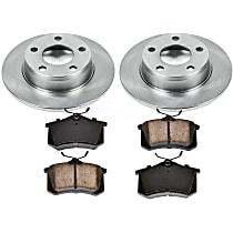 0OEREP94 SureStop OE Replacement Rear Brake Disc and Pad Kit, 2-Wheel Set