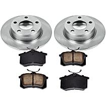 1OEREP94 SureStop OE Replacement Rear Brake Disc and Pad Kit, 2-Wheel Set