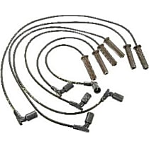 27728 Spark Plug Wire - Set of 6