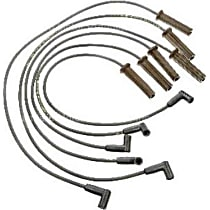 7695 Spark Plug Wire - Set of 6