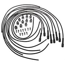 804W Spark Plug Wire - Set of 8