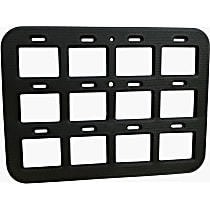 RCR-TOUCH 12 Switch Plate - Universal