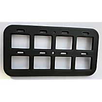 RCR-TOUCH 8 Switch Plate - Universal