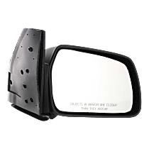 Mirror - Passenger Side, Paintable