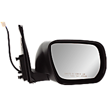 Mirror Manual Folding Non-Heated - Passenger Side, Paintable