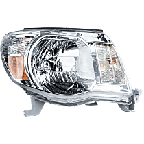 Passenger Side Headlight, With bulb(s) - 05-11 Tacoma (w/o Sport Package)