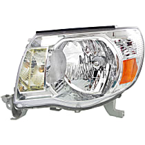 Driver Side Headlight, With bulb(s) - 05-11 Tacoma (w/o Sport Package)