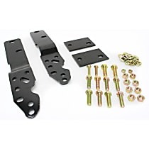 92230 Bumper Mounting Kit - Direct Fit, Kit