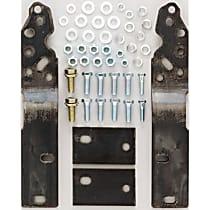 95600 Bumper Mounting Kit - Direct Fit, Kit