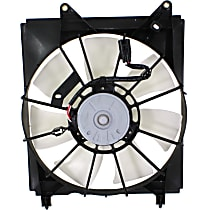 Radiator Fan - Driver Side, For Radiators w/ 1-inch Core Thickness