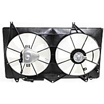 Radiator Fan Assembly, 4 Cyl. Eng.