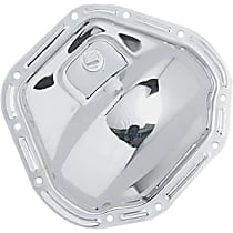 4816 Differential Cover - Chrome, Steel, Direct Fit, Sold individually