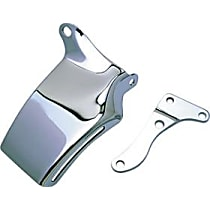 9317 Alternator Bracket - Chrome, Direct Fit, Sold individually