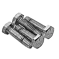 Transdapt 9781 Valve Cover Bolt - Direct Fit