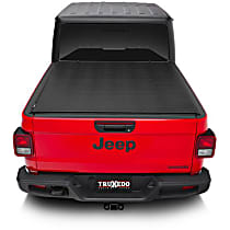 1523201 Sentry Series Roll-up Tonneau Cover - Fits Approx. 5 ft. Bed