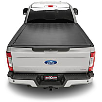 1531001 Sentry Series Roll-up Tonneau Cover - Fits Approx. 5 ft. Bed