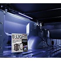 1704998 Truck Bed Light - Black, Direct Fit