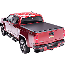 530601 Lo Pro Series Roll-up Tonneau Cover - Fits Approx. 5 ft. Bed