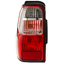 Tail Light - Driver Side