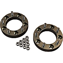 1055020 Wheel Adapter - Aluminum, Direct Fit