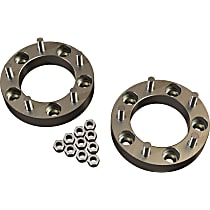 1055045 Wheel Adapter - Aluminum, Direct Fit