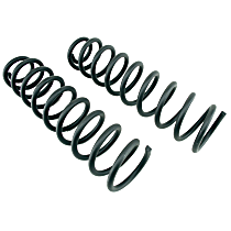 1843402 Coil Springs, Set of 2