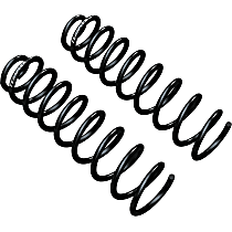 1843502 Coil Springs, Set of 2