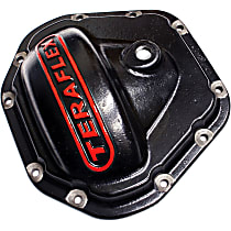 3990660 Differential Cover - Black, Iron, Direct Fit, Sold individually