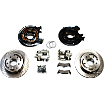 Teraflex 4354400 Brake Conversion Kit - Direct Fit, Kit