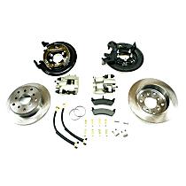 Teraflex 4354410 Brake Conversion Kit - Direct Fit, Kit