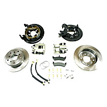 Teraflex 4354420 Brake Conversion Kit - Direct Fit, Kit
