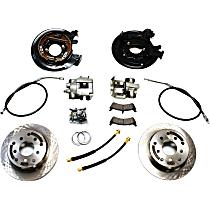 Teraflex 4354425 Brake Conversion Kit - Direct Fit, Kit