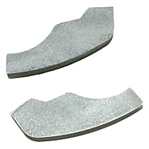 4990910 Gusset Plate - Direct Fit