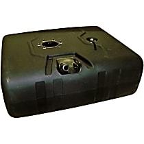 Liquid Tank - Black, Plastic, Direct Fit