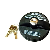 Gas Cap - Locking, Universal, Sold individually