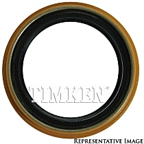 Timken 225673 Wheel Seal - Direct Fit, Sold individually Front, Inner