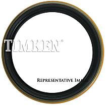 Timken 4160 Wheel Seal - Direct Fit, Sold individually