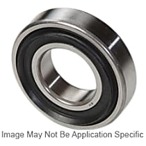 Wheel Bearing - Rear, Outer, Sold individually