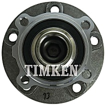 513173 Front, Driver or Passenger Side Wheel Hub With Ball Bearing - Sold individually
