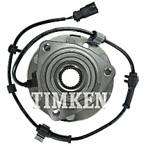 513188 Front, Driver or Passenger Side Wheel Hub With Ball Bearing - Sold individually