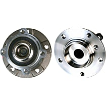 513210 Front, Driver or Passenger Side Wheel Hub With Ball Bearing - Sold individually