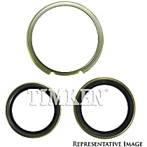 Wheel Seal - Direct Fit, Kit