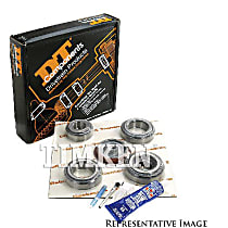 DRK304A Differential Bearing and Seal Kit - Direct Fit Kit