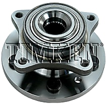 HA500601 Front, Driver or Passenger Side Wheel Hub Bearing included - Sold individually