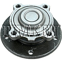 HA590162 Front, Driver or Passenger Side Wheel Hub With Ball Bearing - Sold individually