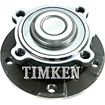 HA590163 Front, Driver or Passenger Side Wheel Hub With Ball Bearing - Sold individually