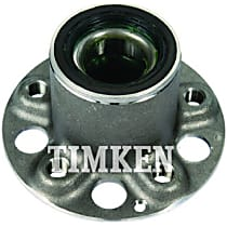 HA590384 Front, Driver or Passenger Side Wheel Hub Bearing included - Sold individually