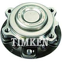 HA590392 Front, Driver or Passenger Side Wheel Hub With Ball Bearing - Sold individually