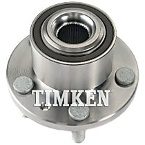 HA590443 Front, Driver or Passenger Side Wheel Hub Bearing included - Sold individually